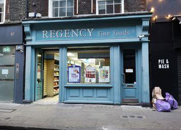 Retail premises to let in Leather Lane, London EC1N
