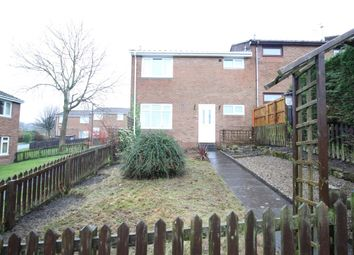 Thumbnail 3 bed terraced house to rent in High Ridge, Consett