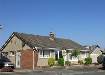 Thumbnail 2 bed bungalow for sale in Ellwood Avenue, Morecambe