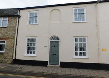 Thumbnail 3 bed terraced house for sale in Silver Street, Axminster