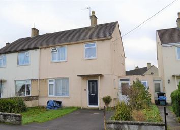Thumbnail 3 bed semi-detached house for sale in Wesley Avenue, Westfield, Radstock