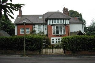 Thumbnail 2 bedroom duplex to rent in Mckinley Road, Bournemouth