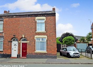 Thumbnail 2 bed semi-detached house for sale in Middlewich Street, Crewe