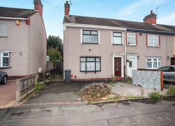 Thumbnail 2 bed end terrace house for sale in Winfield Road, Nuneaton, Warwickshire