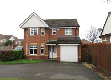 Thumbnail 4 bed property for sale in Century Drive, Willenhall