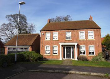 Thumbnail 4 bed detached house to rent in Carnell Lane, Fernwood, Newark