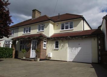 Thumbnail 4 bed semi-detached house for sale in Hardley Crescent, Hornchurch