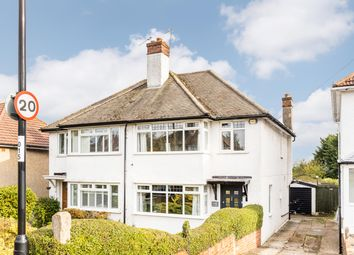 Thumbnail 3 bed semi-detached house for sale in Benhurst Gardens, South Croydon