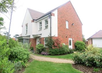 Thumbnail 4 bed detached house for sale in Whitlock Avenue, Wokingham