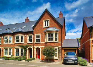 Thumbnail 4 bed end terrace house for sale in Heol Wilf Wooller, Pontcanna, Cardiff