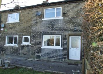 Thumbnail 1 bedroom terraced house for sale in Mount Tabor, Mount Tabor, Halifax