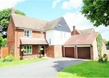 Thumbnail 4 bed detached house for sale in Meteor Road, Kate Reed Wood, West Malling