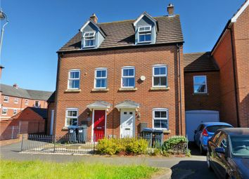 Thumbnail 4 bed terraced house for sale in St. Francis Drive, Birmingham, West Midlands