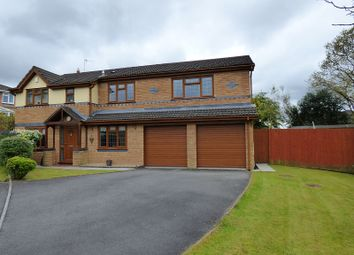 Thumbnail 4 bed property for sale in 32 Rhiwlas, Waunceirch, Neath .