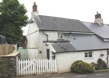 Thumbnail 3 bed end terrace house to rent in Knighton Road, Wembury, Plymouth