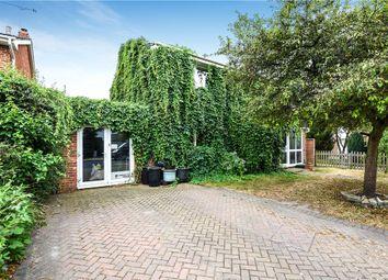Thumbnail 4 bedroom detached house for sale in Bridge Walk, Yateley, Hampshire
