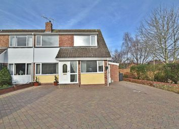 Thumbnail 3 bed semi-detached house for sale in Moreland Road, Droitwich
