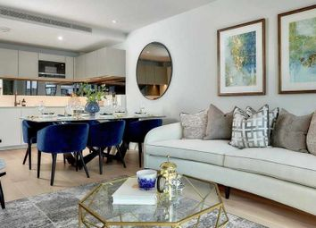 Fairwater House, Chelsea Creek, Fulham SW6. 2 bed flat