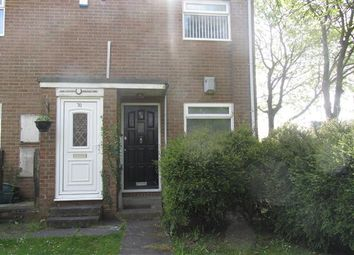 Thumbnail 2 bedroom flat to rent in Allerdean Close, Newcastle Upon Tyne