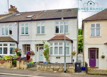 Thumbnail 4 bed end terrace house for sale in Brunel Road, Woodford Green
