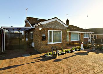Thumbnail 3 bed semi-detached bungalow for sale in Seafield Road North, Caister-On-Sea, Great Yarmouth
