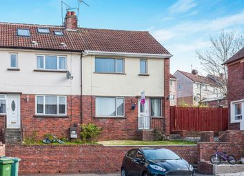 Thumbnail 2 bed end terrace house for sale in Fenwickland Place, Ayr