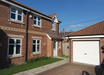 Thumbnail 3 bed semi-detached house to rent in Willow Avenue, Ranskill
