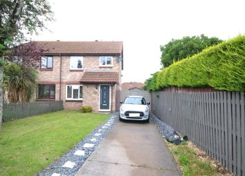 Thumbnail 3 bed semi-detached house for sale in Aster Close, St. Mellons, Cardiff