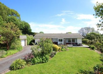 Thumbnail 4 bed detached bungalow for sale in Sunnybank, Brecon