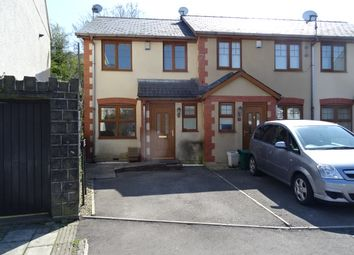 Thumbnail 3 bed terraced house to rent in Coedpenmaen Road, Trallwn, Pontypridd