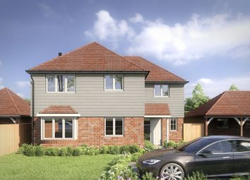 Thumbnail 4 bed detached house for sale in Kempes Corner, Boughton Aluph, Ashford