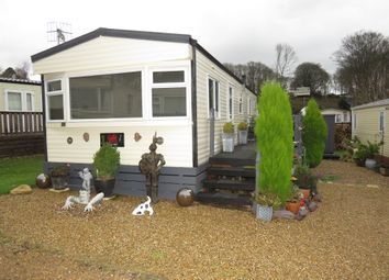 Thumbnail 2 bedroom mobile/park home for sale in Northrepps Road, Northrepps, Cromer