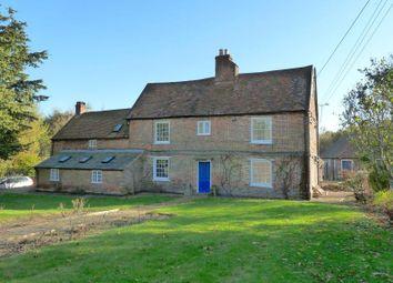 Thumbnail 5 bed farmhouse to rent in Little Hampden, Great Missenden