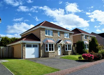 Thumbnail 4 bedroom villa for sale in 17 Woodlands Way, Inverness