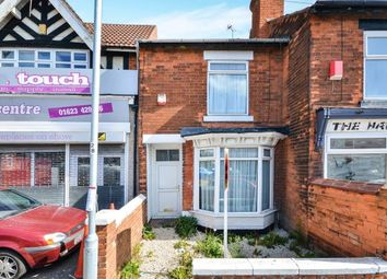 Thumbnail 3 bed terraced house for sale in Westfield Lane, Mansfield, Nottinghamshire