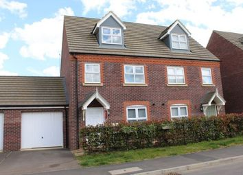 3 bed town house for sale in Sandy Hill Lane, Moulton, Northampton NN3
