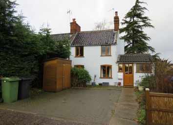 Thumbnail 2 bed terraced house for sale in Yarmouth Road, Ellingham, Bungay