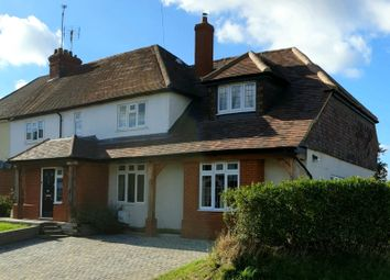 5 bed semi-detached house for sale in Glebe Road, Crondall, Farnham GU10