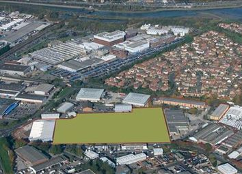 Thumbnail Land for sale in Design & Build, Merlin Park, Airport Service Road, Portsmouth, Hampshire