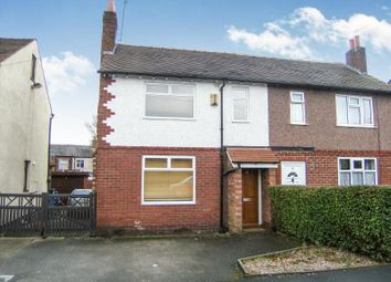 Thumbnail 3 bed semi-detached house to rent in Vine Street, Hazel Grove, Stockport