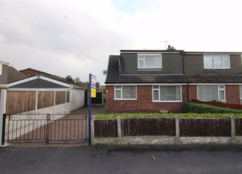 Thumbnail 3 bed semi-detached bungalow for sale in Shelley Drive, Abram, Wigan