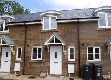 Thumbnail 2 bed terraced house to rent in Cunningham Road, Yeovil