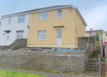Thumbnail 3 bed semi-detached house for sale in St Cynwyds Avenue, Maesteg, Mid Glamorgan