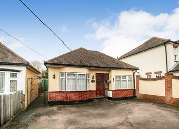 Thumbnail 3 bedroom detached bungalow for sale in Oak Hill Road, Stapleford Abbotts, Romford