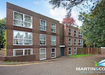 Thumbnail 2 bed flat for sale in Seymour Close, Selly Park