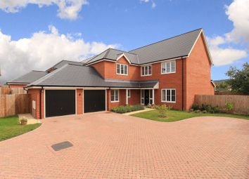 Thumbnail 4 bed detached house for sale in Sawdy Drive, Aston Clinton, Aylesbury