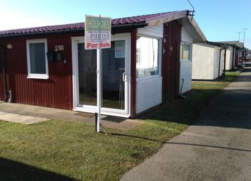 Thumbnail 2 bed mobile/park home for sale in 31B Third Avenue Cup Cake 1, South Shore Holiday Village, Bridlington