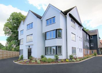 Thumbnail 1 bed flat for sale in Churchgate Court, Churchgate Street, Old Harlow, Essex