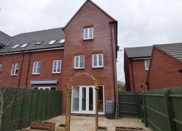 Thumbnail 3 bedroom town house to rent in Ruardean Drive, Tuffley, Gloucester