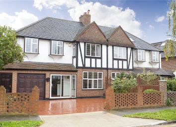 4 bed semi-detached house to rent in Cardinal Crescent, New Malden, Surrey KT3